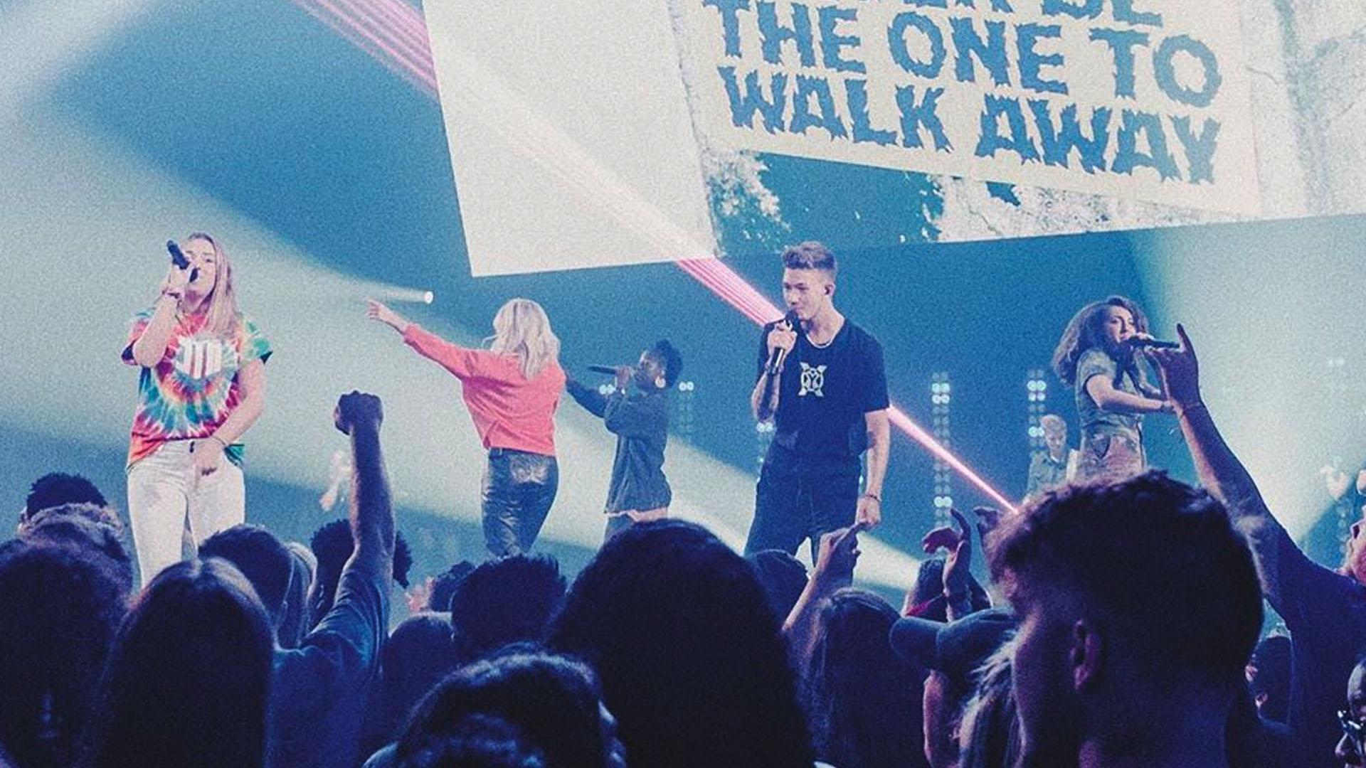 """""""Never Walk Away"""" by Elevation Rhythm"""