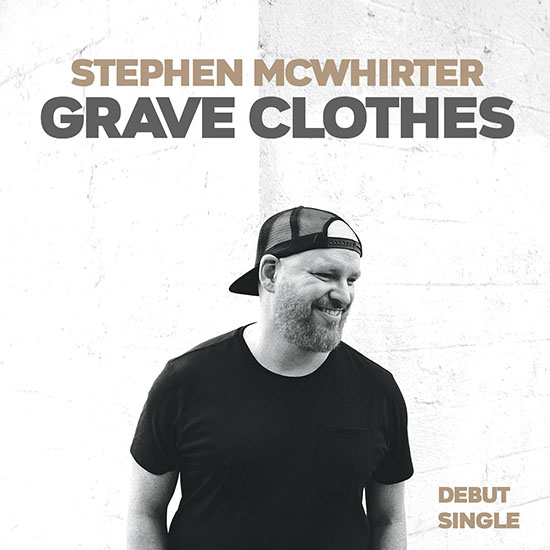Grave Clothes Cover Stephen McWhirter