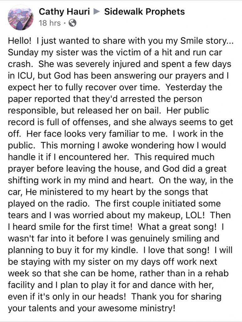 Listener Story! 😱