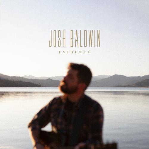 Josh Baldwin - Evidence Cover Art