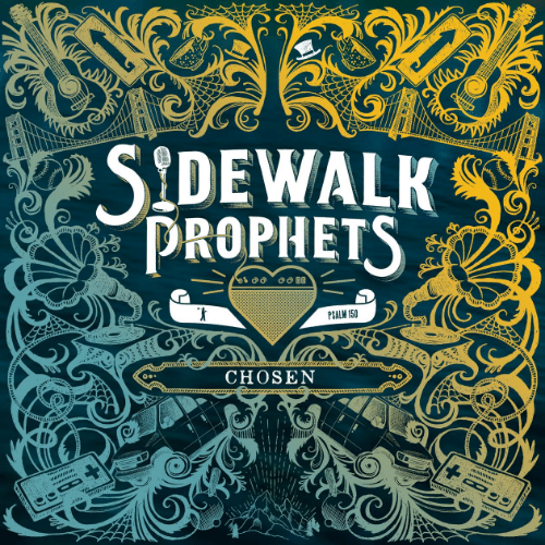 Chosen by Sidewalk Prophets Cover Artwork