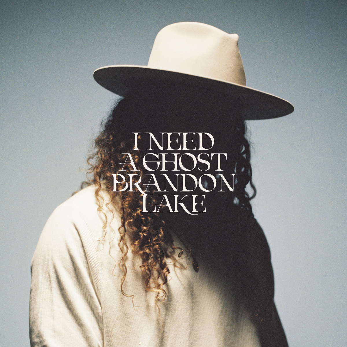 I Need A Ghost cover art