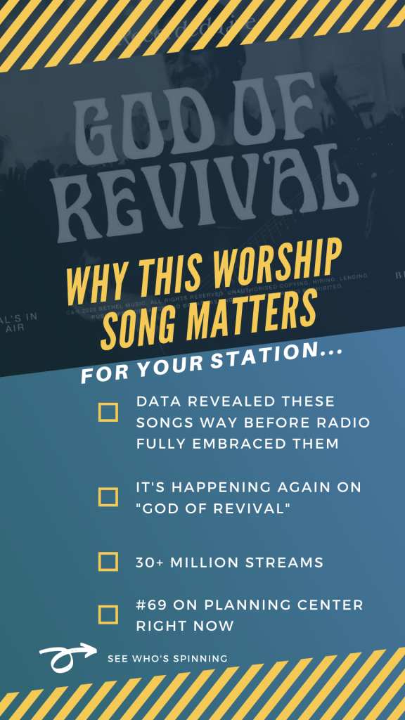 Two Factors That Separate Worship Songs From the Pack